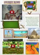 Ancient Egypt Grade 4 sample project's thumbnail