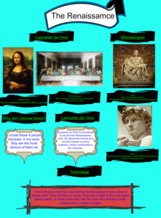 8th grade module 8 lesson 4 the renaissance