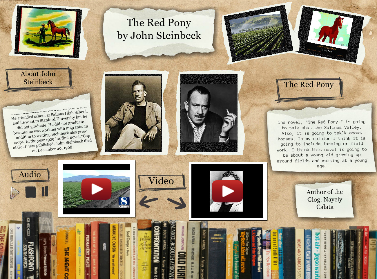 John Steinbeck: The Red Pony