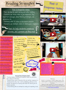 Reading Strategies for Struggling Students - Sticky Notes's thumbnail