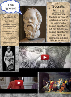 Socrates, (by Luke O'Connor)