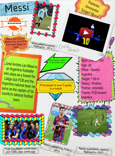 Informational text Year 4
